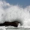Hurricane Earl - The Day After - Hazard Rock Narragansett, RI