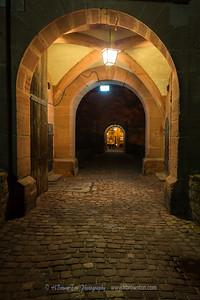 Entrance to Heidelberg Castle