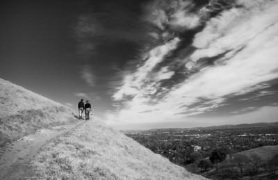 Acalanes Ridge - Heading Home