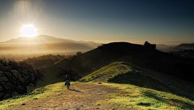 Acalanes Ridge -  Walking In Light