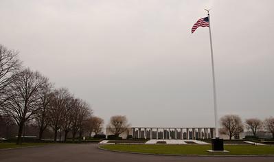 Henri-Chapelle American Cemetry and Memorial, Belgium
