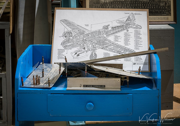 Bristol Blenheim Mk IV Repair Station