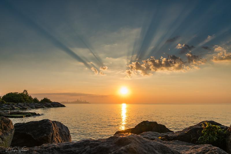 August Sunrise