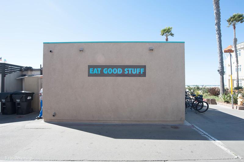 Eat Good Stuff