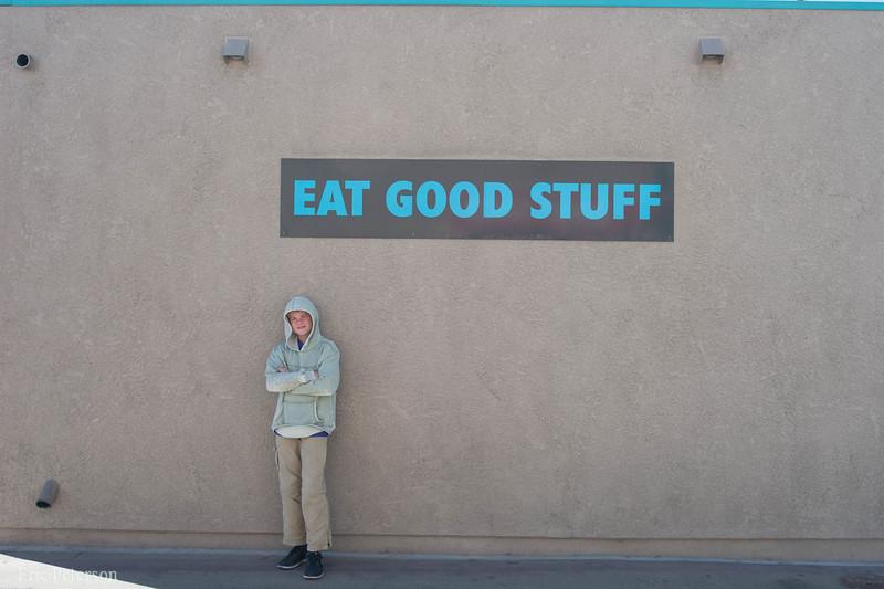 Eat Good Stuff, Liam
