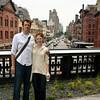 Sarah & Geoff on the High Line