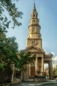 St. Philip's Episcopal Church, Charleston, S.C.