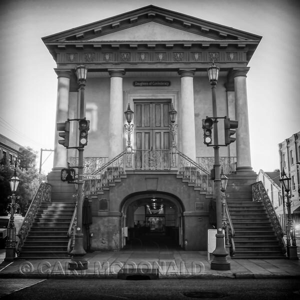 Old Market in Charleston, SC