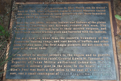 History of Ft Worth
