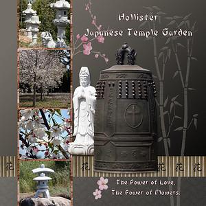 Hollister Japanese Temple Garden