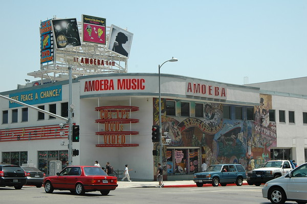 Amoeba Music Store