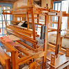 Swedish draw loom