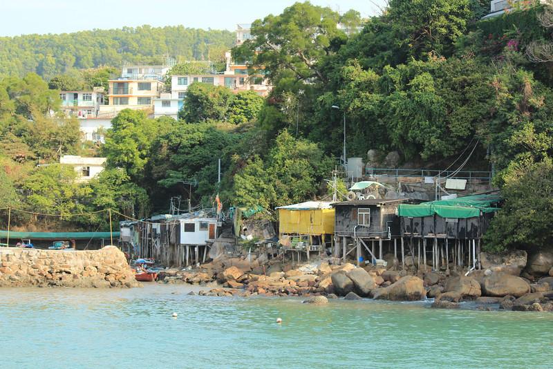 Yung Shue Wan Fishing Village, Lamma Island, Hong Kong