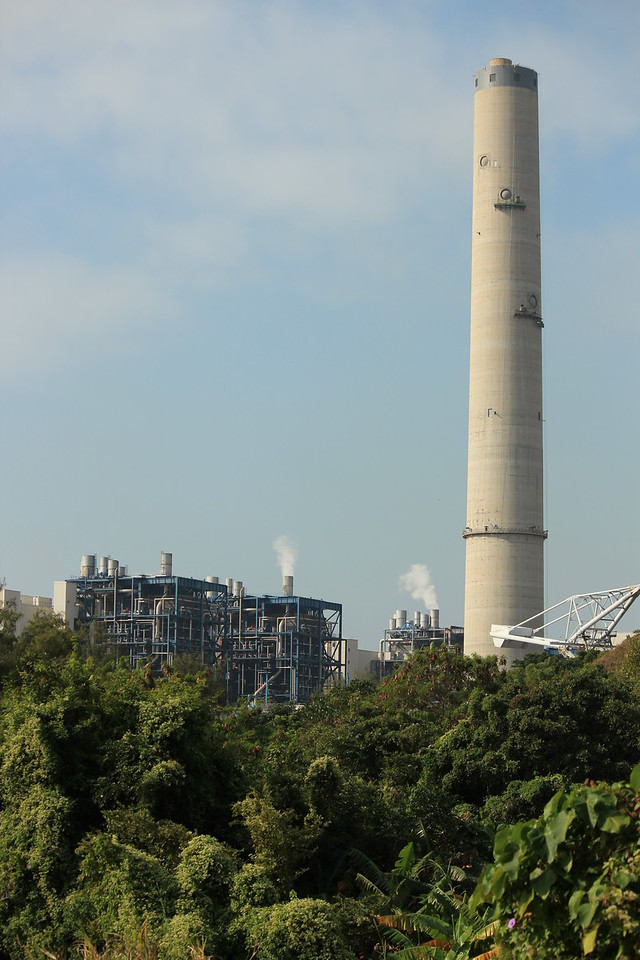 Lamma Island Power Station