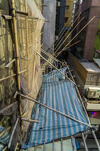 Ubiquitous Bamboo I Hong Kong, People's Republic of China 2015