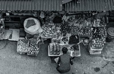 Gage Street Market Hong Kong, People's Republic of China 2015