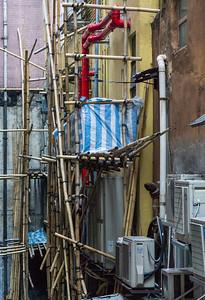 Ubiquitous Bamboo II Hong Kong, People's Republic of China 2015