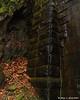 Left side of the East portal