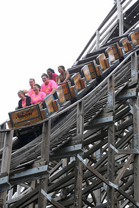 Boardwalk Bullet Roller Coaster, Kemah, TX