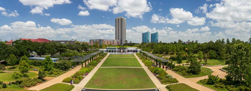 McGovern Centennial Gardens Pano