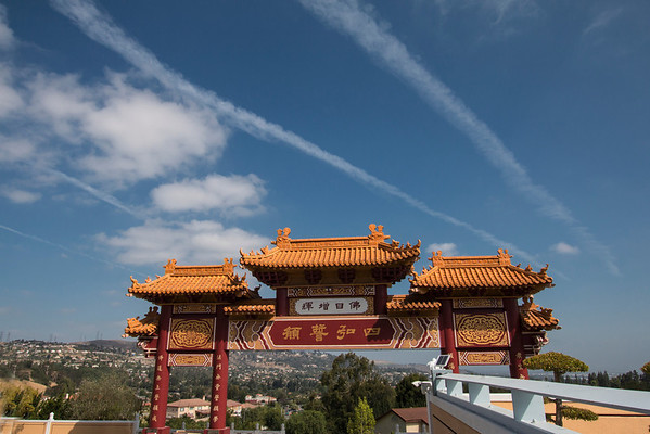 """June, 2014: Hsi Lai Temple. Click on the link below to see more images.<br /> <a href=""""http://lbokesch.smugmug.com/Places/Hsi-Lai-Temple/"""">http://lbokesch.smugmug.com/Places/Hsi-Lai-Temple/</a>"""