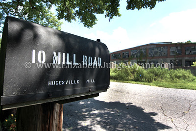 Hughesville Mill, NJ  8 August 2019