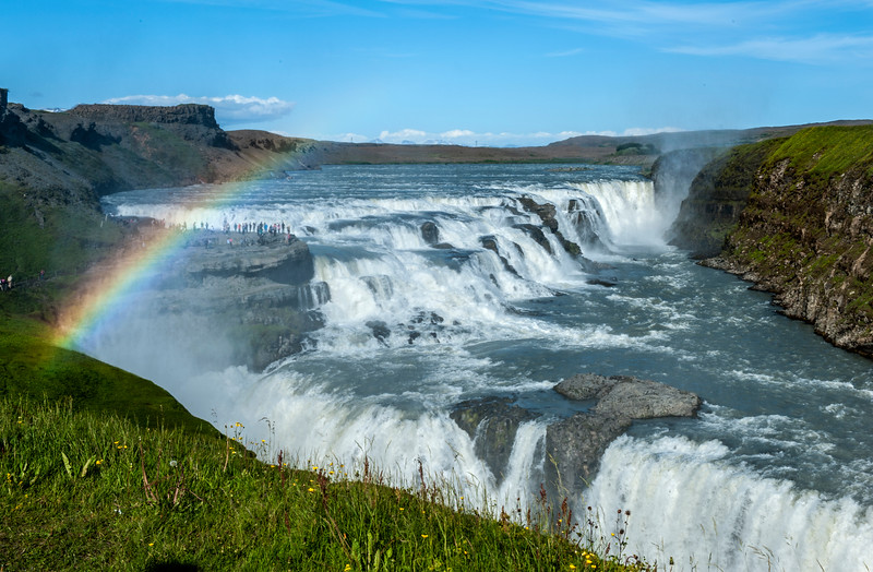 Gullfoss - Golden Circle, Iceland