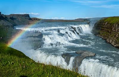 Gullfoss - Golden Circle, Iceland