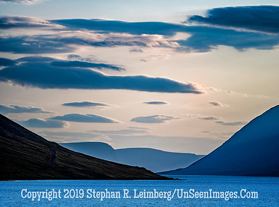 Sunset in Iceland's West Copyright 2019 Steve Leimberg UnSeenImages Com _DSF5410