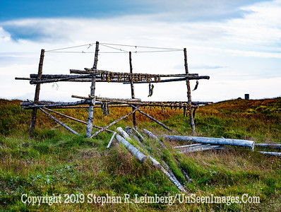 Fish Drying in Flatey Copyright 2019 Steve Leimberg UnSeenImages Com _DSF4454
