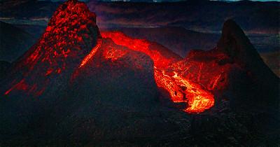 Fogradalsfjall Volcano  Iceland Copyright 2021 Steve Leimberg UnSeenImages Com _DSC0639 copy