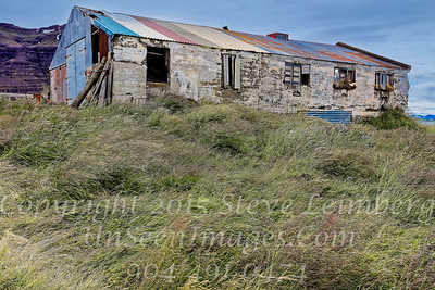 Old Barn in Iceland - Copyright 2017 Steve Leimberg - UnSeenImages Com _Z2A0911