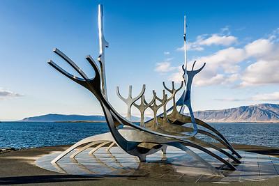 Sun Voyager  Iceland Copyright 2021 Steve Leimberg UnSeenImages Com _DSC3897 copy