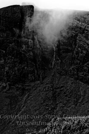 Misty Mountain - B&W Copyright 2017 Steve Leimberg - UnSeenImages Com _Z2A1202