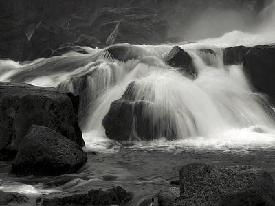 Waterfall 1 - Copyright 2014 Steve Leimberg - UnSeenImages
