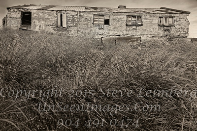 Old Barn in Iceland - B&W  Copyright 2017 Steve Leimberg - UnSeenImages Com _Z2A0899