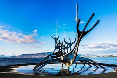Sun Voyager Iceland Copyright 2021 Steve Leimberg UnSeenImages Com _DSC3915 copy