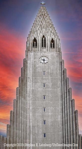 Hillgrimskirkja Iceland Copyright 2021 Steve Leimberg UnSeenImages Com _U0A9847 copy
