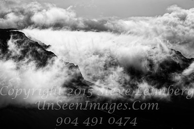Mountain and Clouds II - Copyright 2017 Steve Leimberg - UnSeenImages Com _H1R2540