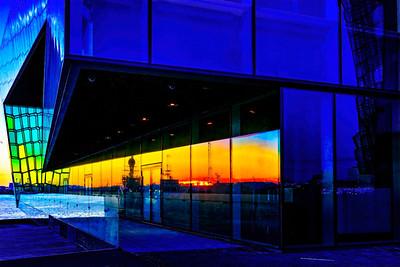 Harpa at Sunset  Iceland Copyright 2021 Steve Leimberg UnSeenImages Com _DSC3782 copy