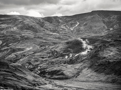 Iceland Landscape B&W Copyright 2021 Steve Leimberg UnSeenImages Com _DSF1096