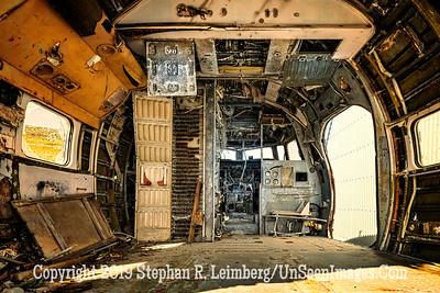 U S  Navy Plane Interior Copyright 2019 Steve Leimberg UnSeenImages Com _DSF2238