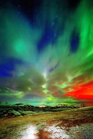 Northern Lights - Copyright 2020 Steve Leimberg - UnSeenImages Com _DSC4821
