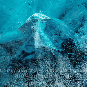 Detail of Ice in Ice Cave - Copyright 2017 Steve Leimberg - UnSeenImages Com _DSC2801