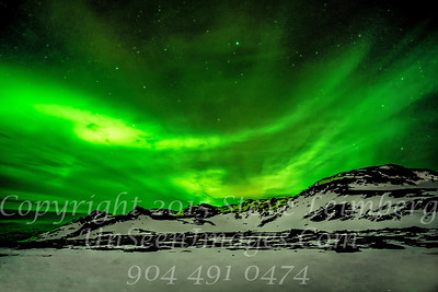Northern Lights - Copyright 2017 Steve Leimberg - UnSeenImages Com _DSC8864