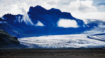 Glacier in Iceland Copyright 2021 Steve Leimberg UnSeenImages Com _DSF1624
