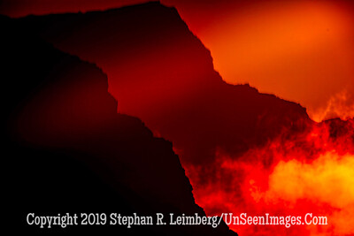 Sunset in Mountains II Copyright 2019 Steve Leimberg UnSeenImages Com _Z2A0154
