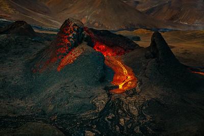 Geldingadalir Fagradourfjal Volcano Iceland Copyright 2021 Steve Leimberg UnSeenimages Com DSC01649 copy