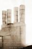 Smoke Stacks Power Plant Iceland - B&W Copyright 2017 Steve Leimberg - UnSeenImages Com  _Z2A4122