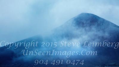 Mist Filled Mountain - Copyright 2017 Steve Leimberg - UnSeenImages Com _Z2A1127